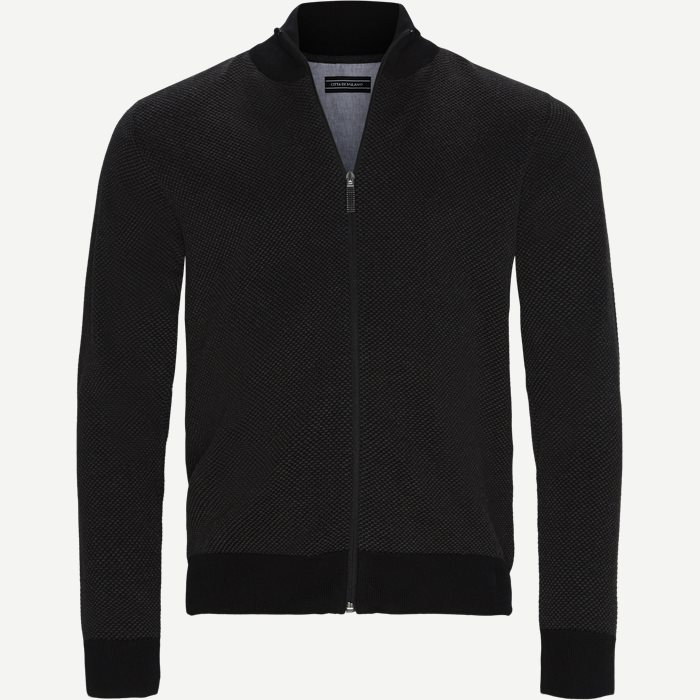 Cologne Cardigan - Strik - Regular - Grå